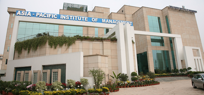 PGDM International Business Admission 2015-17 @ Asia Pacific Institute of Management, New Delhi
