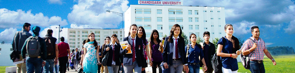 B.Com (Bachelor's of Commerce) Admission 2015 at Chandigarh University, Gharuan