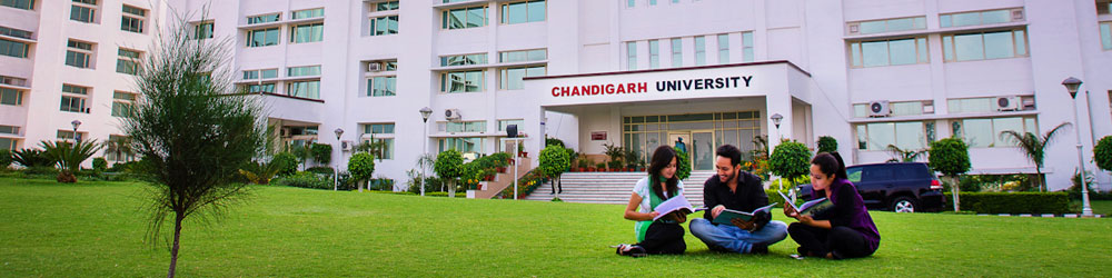 BSc Computer Science Admission 2015 @ Chandigarh University, Gharuan