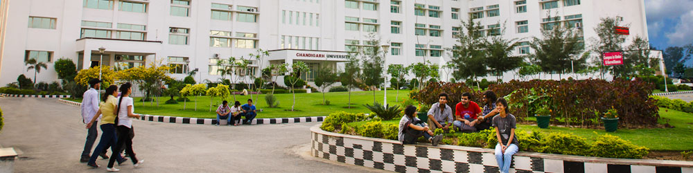 BSc Biotechnology Admission 2015 @ Chandigarh University, Gharuan
