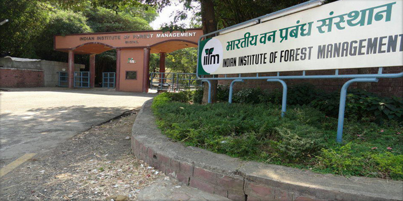 Fellow Programme in Management (FPM) 2015 @ Indian Institute of Forest Management (IIFM), Bhopal