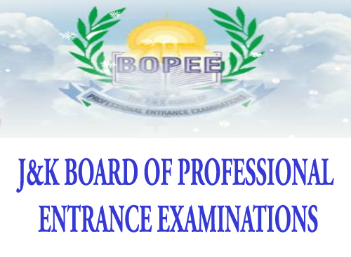 BOPEE 2015 Notification for MD MS PG Diploma and MDS Admission