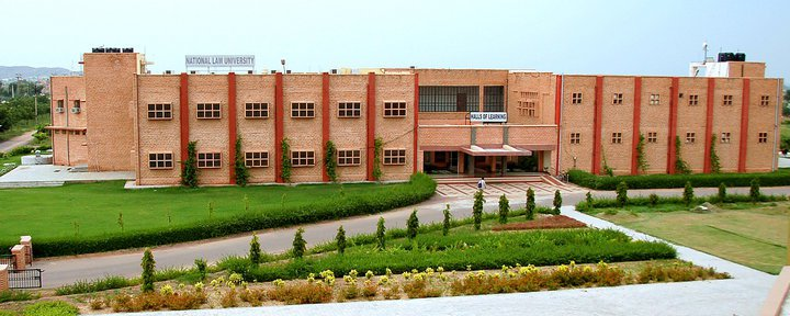 MS in Insurance Admission 2015 @ National Law University, Jodhpur