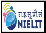 Diploma in .NET Technologies (Online Course) Admission 2015, NIELIT Calicut