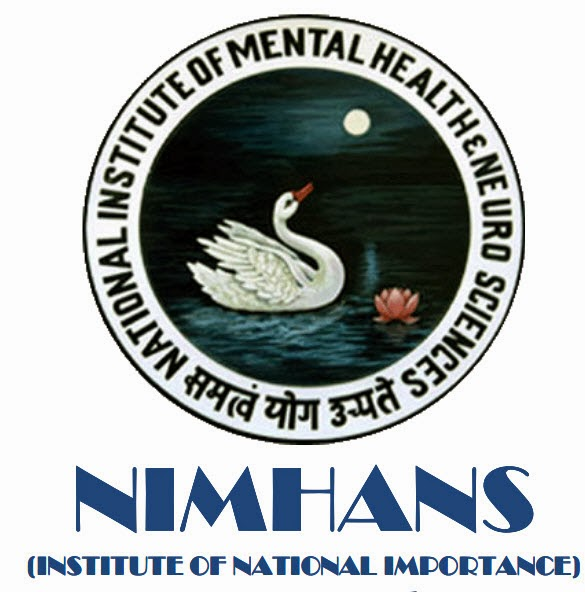NIMHANS Bangalore Post Graduate Degree and Diploma Courses Admission 2015