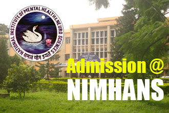 National Institute of Mental Health and Neuro Sciences (NIMHANS) DM Degree Admission 2015-16