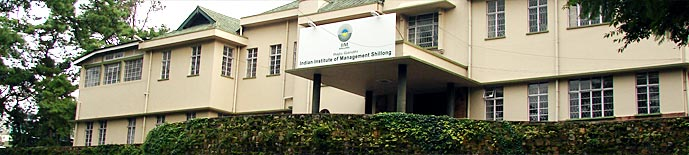 PGPEx MBIC Admissions 2015-16 at Rajiv Gandhi Indian Institute of Management (RGIIM), Shillong