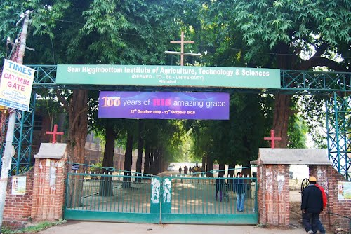 UG and PG Courses Admission 2015 @ Sam Higginbottom Institute of Agriculture Technology & Sciences, Allahabad