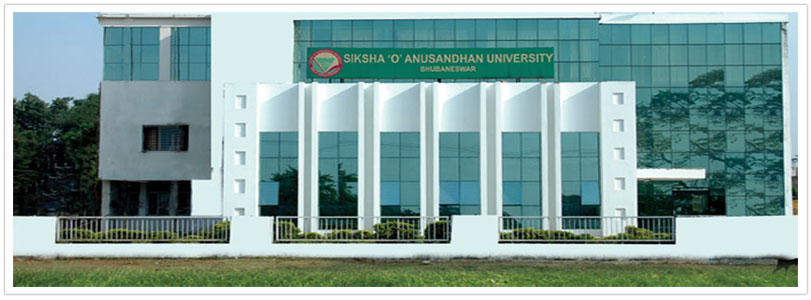 PhD Admission 2015 at Siksha O Anusandhan University, Bhubaneswar