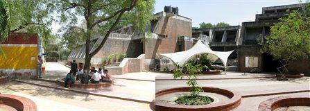 CEPT University announces Master of Landscape Design Admission 2015