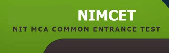 NIT MCA Common Entrance Test (NIMCET) 2015 Notificationand Exam Date