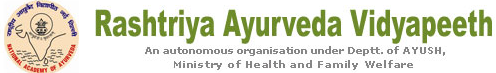 CRAV Course Admission 2015 @ Rashtriya Ayurveda Vidyapeeth (RAV), New Delhi