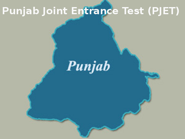 Punjab Joint Entrance Test (PJET) 2015 Notification and Exam Date