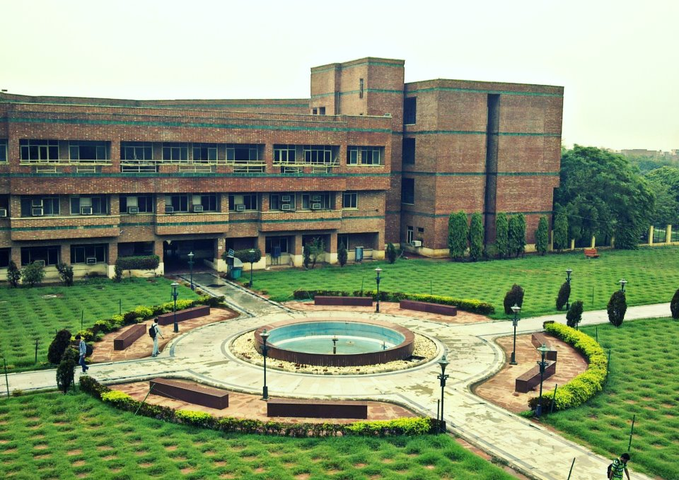 PhD Admission 2015-16 @ Netaji Subhas Institute of Technology (NSIT), New Delhi