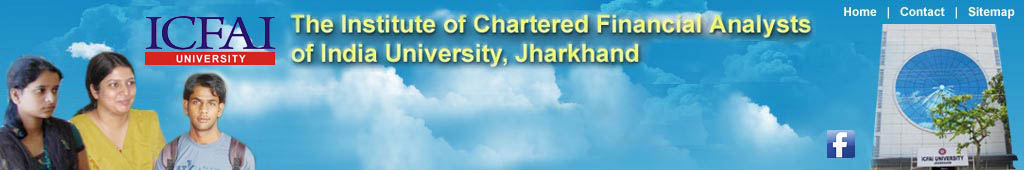 PhD in Management (Part Time) Admission 2015 @ ICFAI University, Ranchi