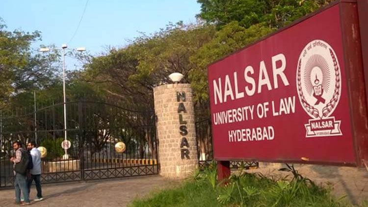 NALSAR University of Law, Hyderabad PG Diploma Courses Admission 2016-17