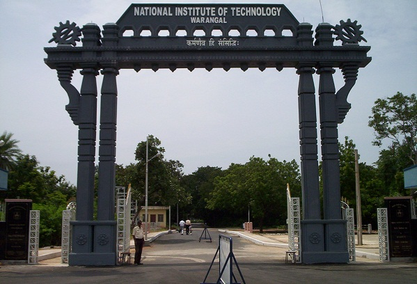 National Institute of Technology (NIT), Warangal announces PhD Admission 2015