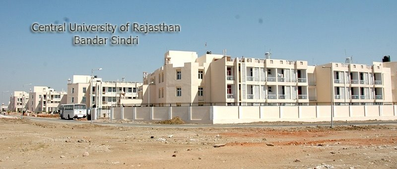 Central University of Rajasthan announces Advanced Diploma in Interior Design Admission 2015