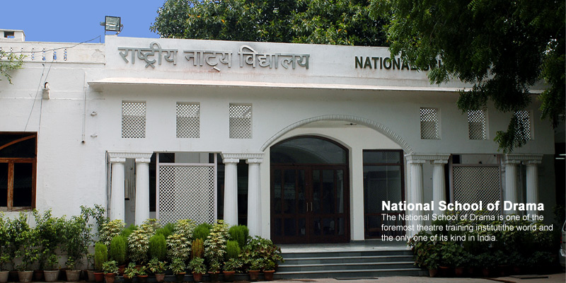 National School Of Drama notifies Diploma in Dramatic Arts Admission 2015-18