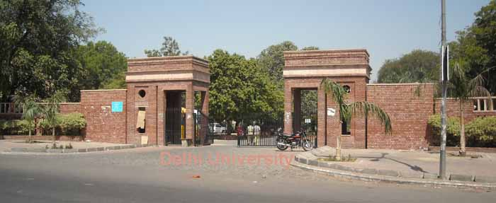 University of Delhi announces MA Admission 2015-16