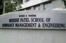 Mukesh Patel School of Technology Management & Engineering (MPSTME), Mumbai offers MCA Admission 2015