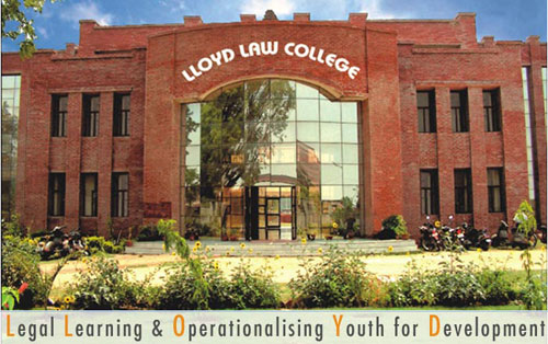 Lloyd Law College, Greater Noida announces BA LLB 5 Year (Integrated Program) Admission 2015