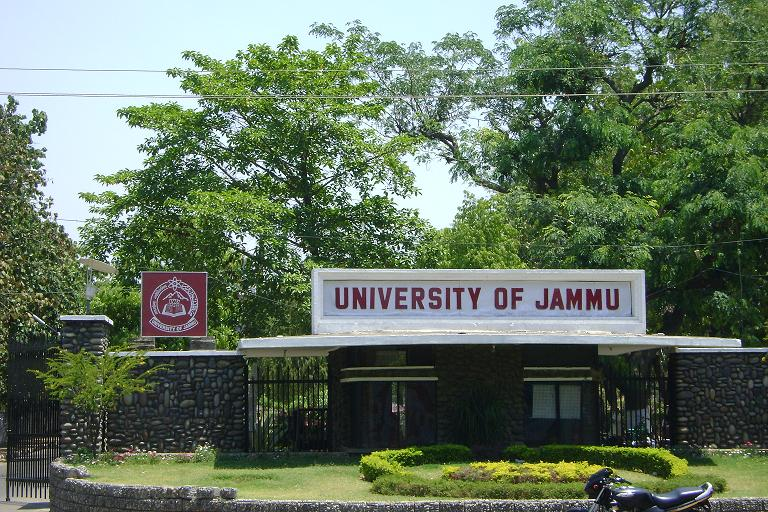 University of Jammu announces Ph D in Botany Admission 2015