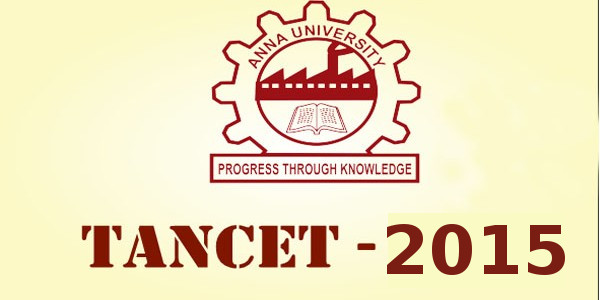 TANCET 2015 (Tamil Nadu Common Entrance Test) Notification and Exam Date
