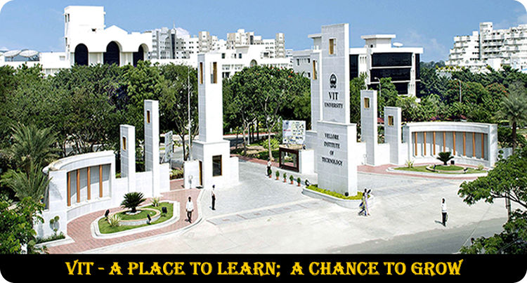 VIT University, Vellore notifies BSc and MSc Programs Admission 2015