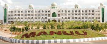 Maulana Azad National Urdu University, Hyderabad notifies MBA Program 2015
