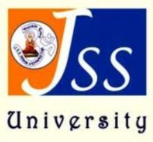 JSS University Mysore announces D Pharm Admission 2015