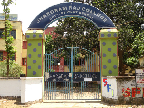 Jhargram Raj College invites applications for MA and MSc Admissions 2015