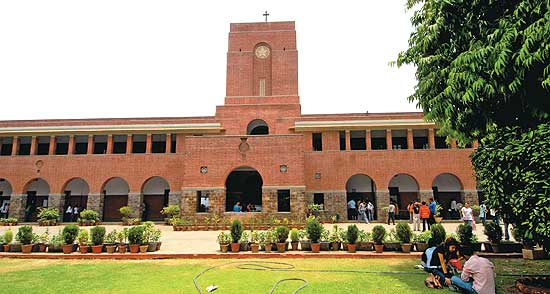 St Stephens College, Delhi invites applications for Diploma and Advanced Diploma Courses Admission 2015