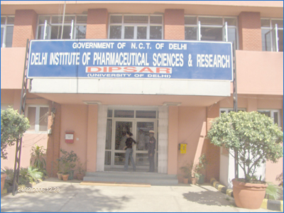 Delhi Institute of Pharmaceutical Sciences and Research B Pharm 1st Year Admissions 2015