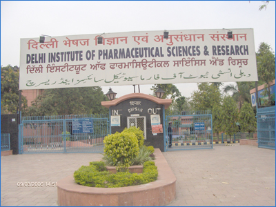Delhi Institute of Pharmaceutical Sciences and Research announces B Pharm (Lateral Entry) Admissions 2015