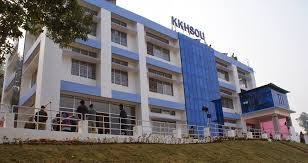 KKHSOU Guwahati invites applications for UG PG Certificate and Diploma Admission 2015