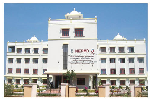 NIEPMD Chennai announces BEd Special Education Admission 2015