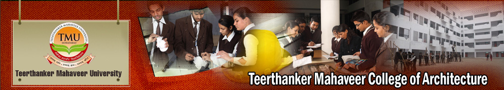 Teerthankar Mahaveer University Architecture Aptitude Test (TMUAAT) 2015 Notice and Exam Date