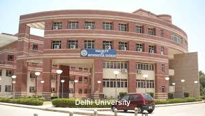 University of Delhi announces PhD in Geography Admission 2015