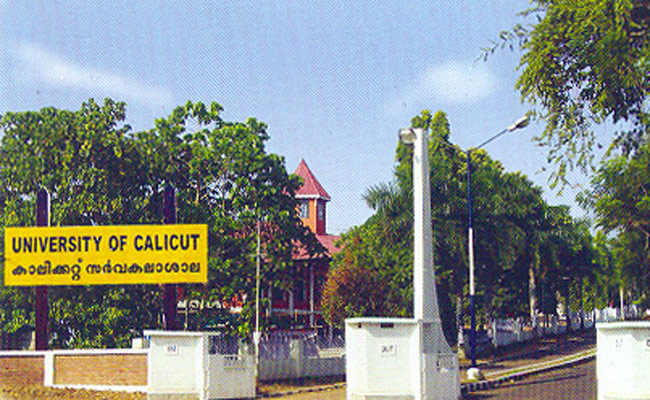 Calicut University invites applications for Master of Theatre Arts (MTA) Admission 2015