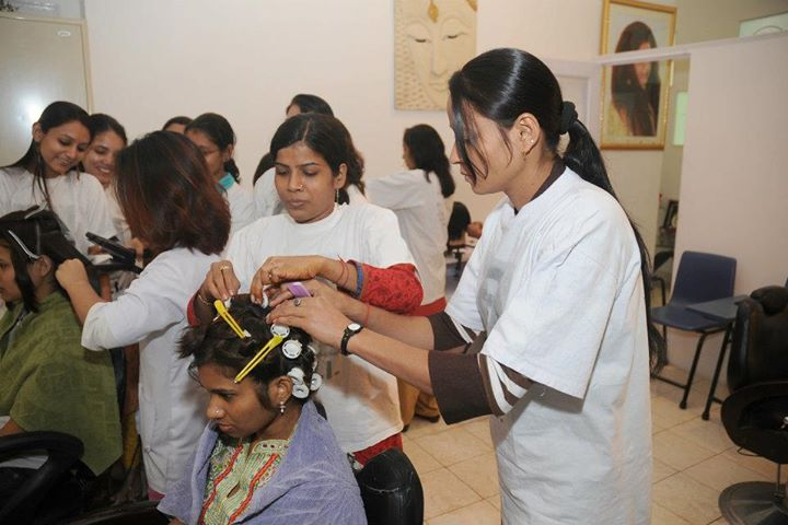 Shahnaz Husain International Beauty Academy, New Delhi