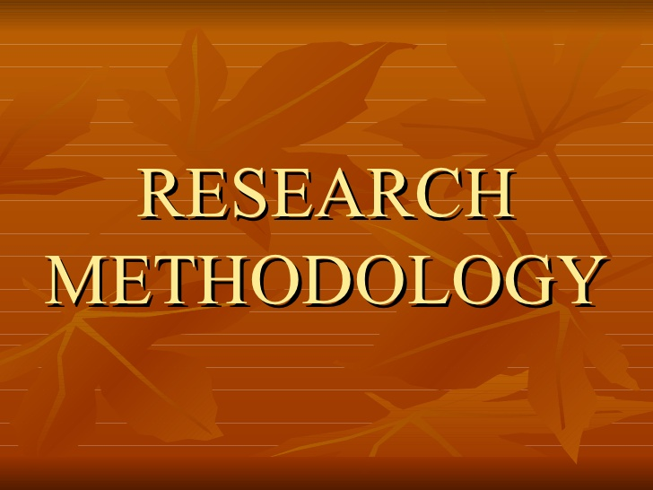 Certificate Course in Research Methodology