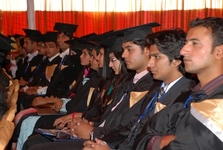 60th Convocation of Gujarat University held
