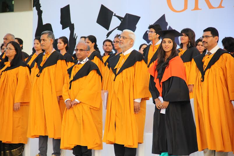 276 students receive the coveted degrees at the Chowgule College Graduation Day 2015