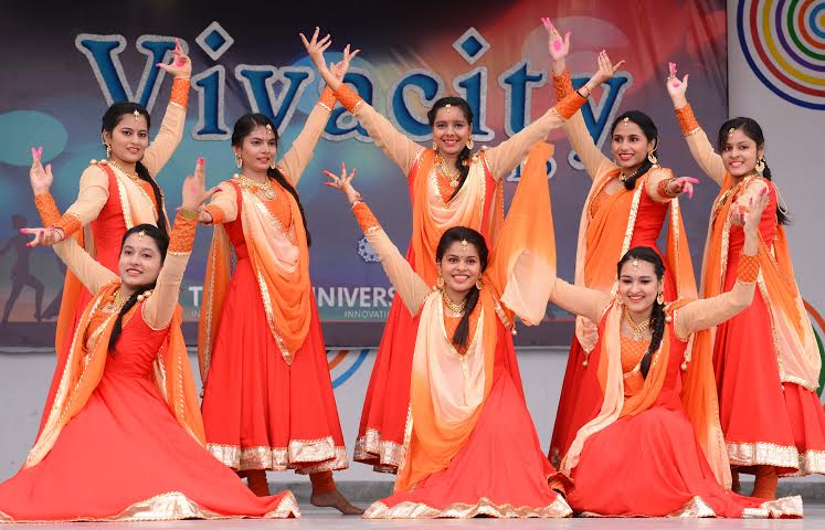 Thank you bash 'Vivacity 2015' at the IIS University