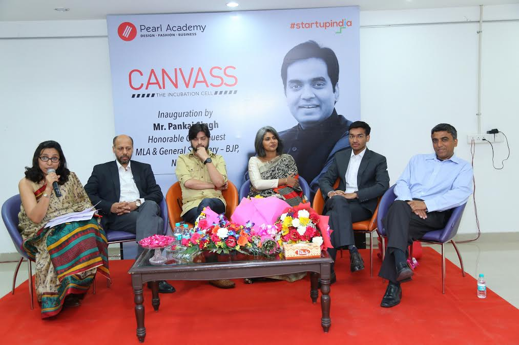 Pearl Academy launches Canvass - The Incubation Cell