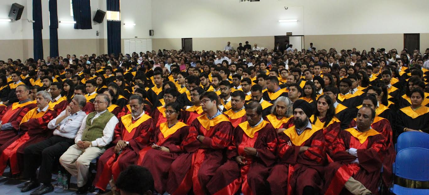 271 students of GIM receive the coveted MBA diploma at the B-School's 17th Convocation Day