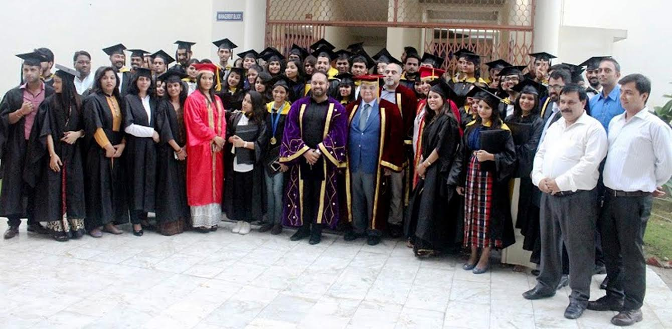 11th Annual Convocation of IMS DIA held at their campus