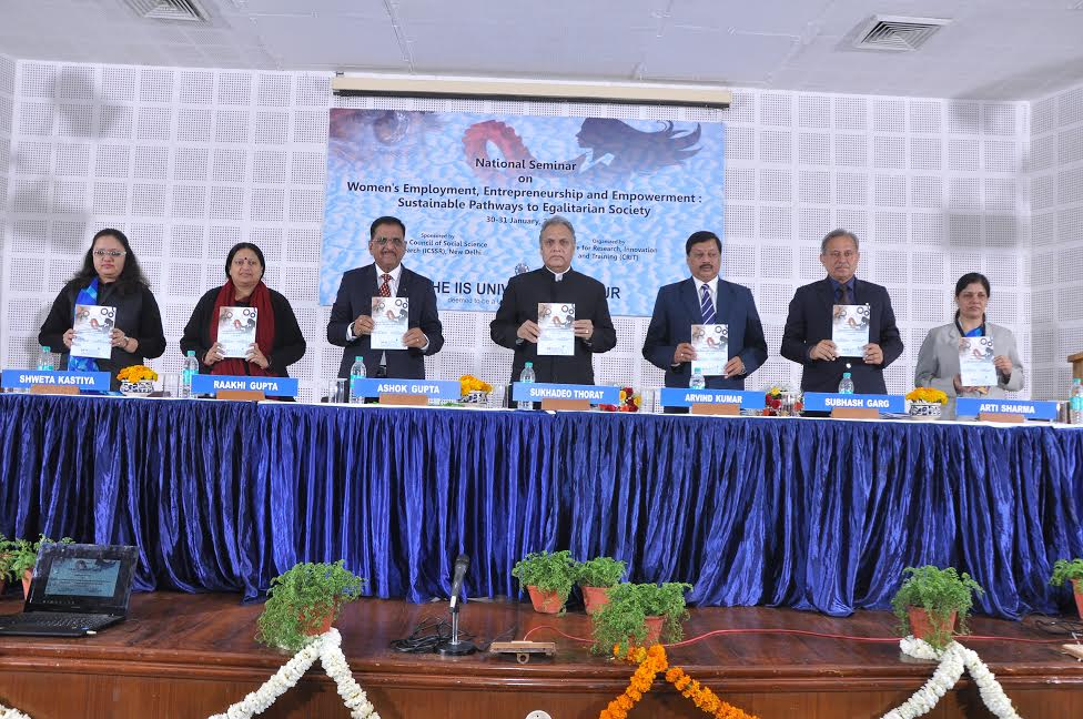 National Seminar on Women Employment, Entrepreneurship and  Empowerment commenced