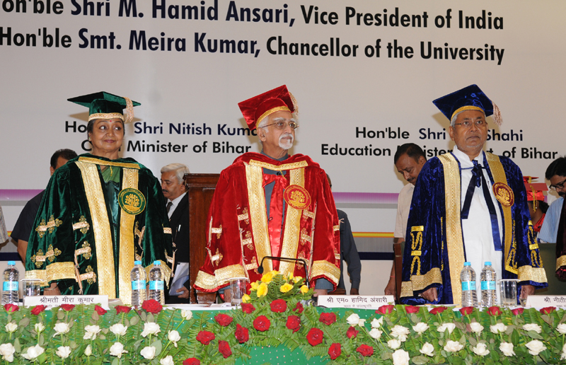 Vice President hopes India will have world class education system